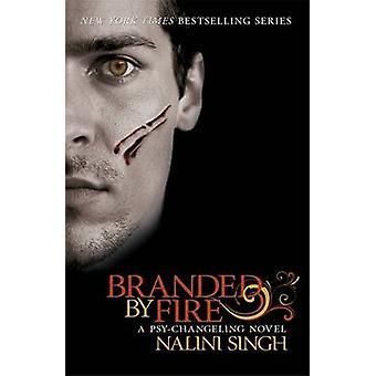 Marca de fuego por Nalini Singh - libro 9780575100053