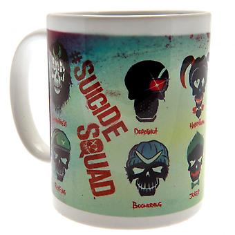 Suicide Squad Official Skull Mug