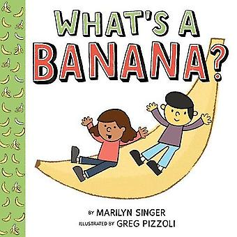 Wat is een banaan?
