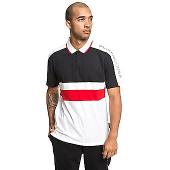 DC Walkley Polo Shirt en Racing Red