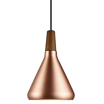 Float 18 - Narrow Conical Copper Pendant - Nordlux 78203030