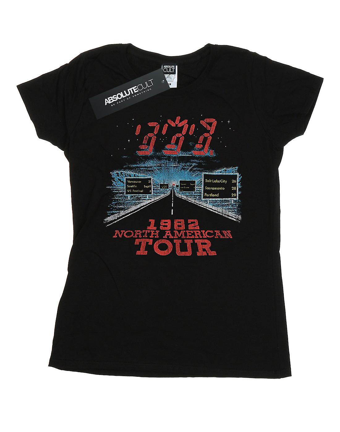 The Police Women's North American Tour T-Shirt
