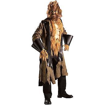 Kostium dla dorosłych Wolf Man