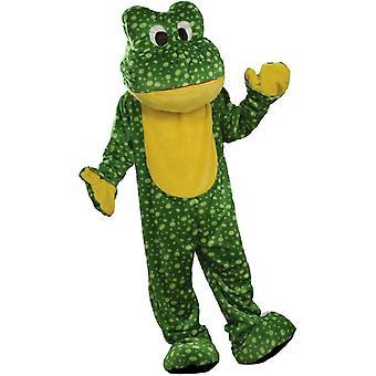 Big Frog Adult Costume