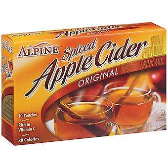 Alpine Spiced Apple Cidru băutură instant Mix