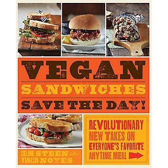 Vegan smörgåsar rädda dagen-revolutionerande nya tar på allas