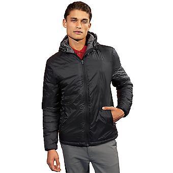 Outdoor Look Mens Field Windproof Full Zip Padded Jacket