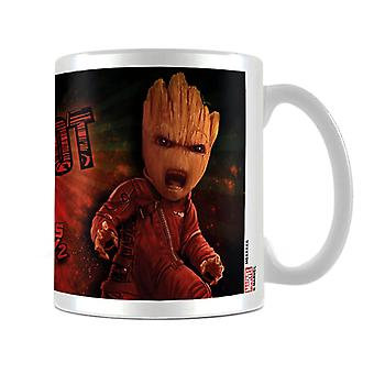 Guardians of The Galaxy Vol 2 Angry Groot Mug