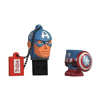 Marvel Avengers Kapteeni Amerikka USB Memory Stick