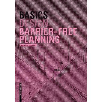 Basics Barrier-free Planning by Isabella Skiba - 9783035616064 Book