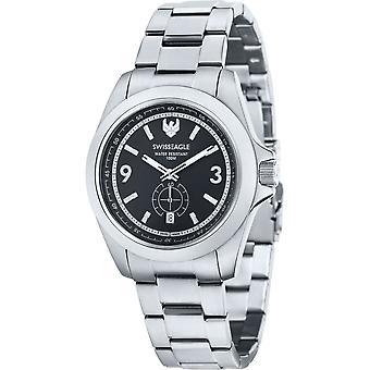 Swiss Eagle SE-9064-11 Heren Horloge