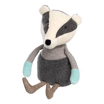 Sigikid hug Badger Badger patchwork