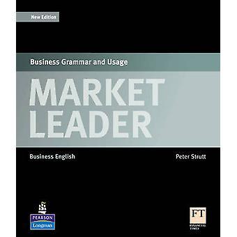 市場リーダー文法とピーター ・ ストラット - 9781408220085 本使用