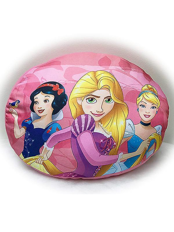 Disney Princess Shaped Cushion
