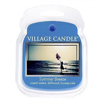 Dorf Kerze Wachs Schmelzpackungen für den Einsatz mit Schmelztorte & Ölbrenner Sommer Breeze