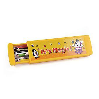 Bristol novidade mágica truque caso lápis