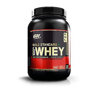 Optimum Nutrition Gold Standard 100% Whey Isolated Protein