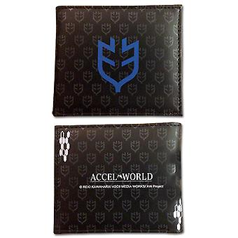 Wallet - Accel World - Leonids Icon Bi-Fold  Toys Gifts Anime Licensed ge61684
