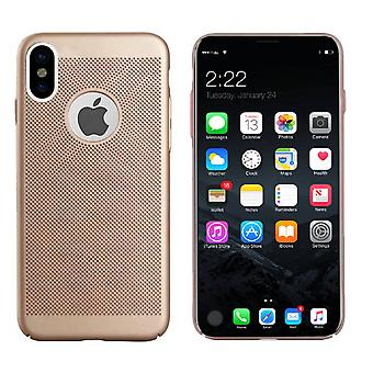 Cover Mesh Holes Apple iPhone X/Xs Or