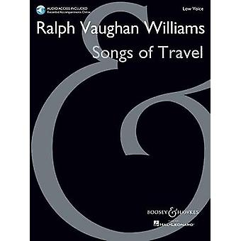 Songs of Travel - Low Voice New Edition with Online Audio of Piano Acc