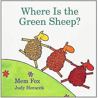 Vart är gröna fåren? av Mem Fox - Judy Horacek - 9780152067045 B