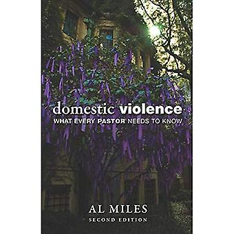 Våld i hemmet