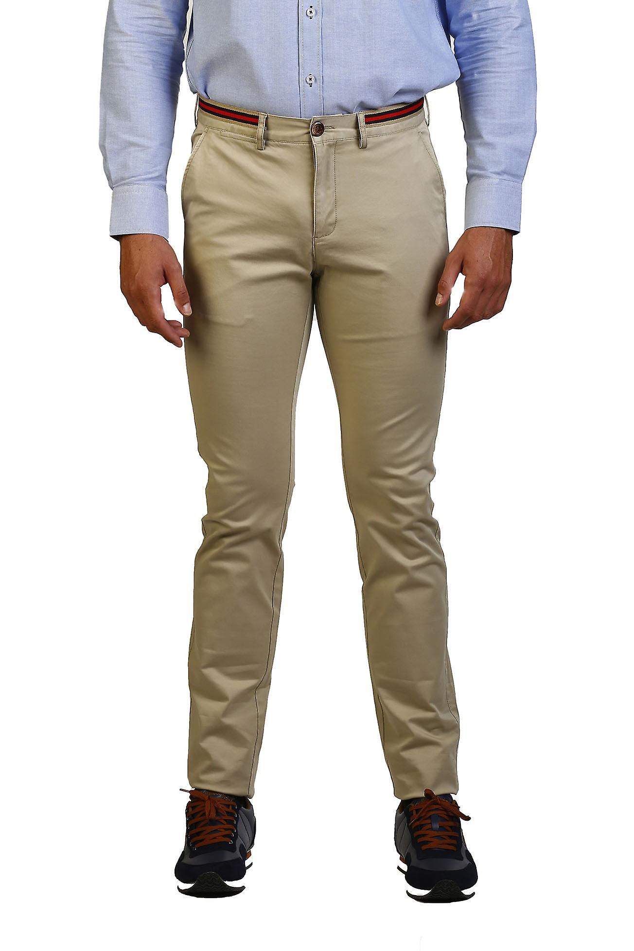 Pantalon Hombre The Time Of Bocha JI1PPOLO-124-Piedra 712