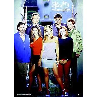 Buffy The Vampire Slayer (Reprint) Reprint Poster