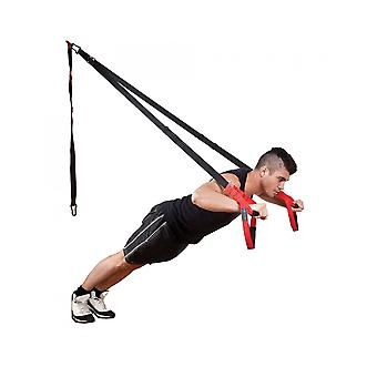 Fitness Mad Strength Bodyweight Workout Pro Suspension Trainer 450Kg Testé