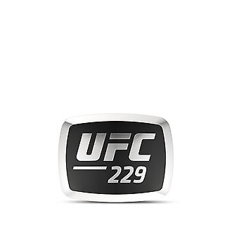 UFC Pin In Sterling Silver Design by BIXLER
