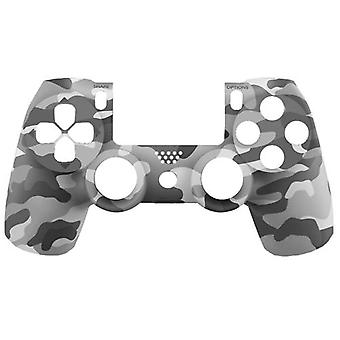 Oem front housing shell face for sony ps4 controllers - urban camo