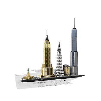 LEGO 21028 arkkitehtuuri New Yorkissa