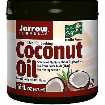 Biologische kokosolie (473 gram)-Jarrow formules