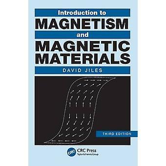 Inleiding tot magnetisme en magnetische materialen door David Jiles