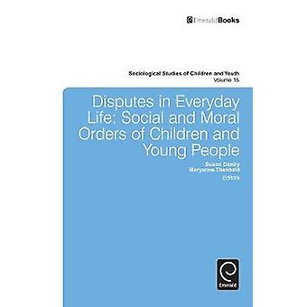 Disputes in Everyday Life by Susan Danby