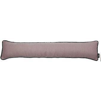 McAlister têxteis Herringbone Boutique roxo + cinza projecto Excluder