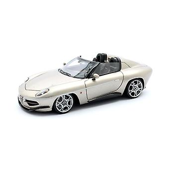 Alfa Romeo Disco Volante Spyder Resin Model Car