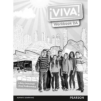Viva 2 Workbook A pack of 8 by Libby Mitchell