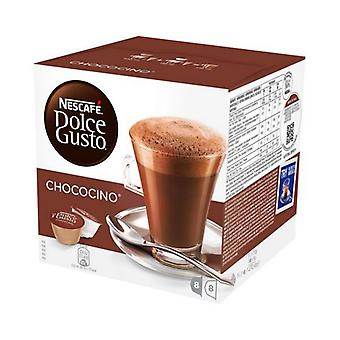 Koffie capsules Nescafé Dolce Gusto 12045470 (16 ud's) Chococino