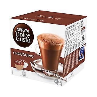 Coffee Capsules Nescafé Dolce Gusto 12045470 (16 uds) Chococino