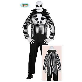 Mister traje de Halloween esqueleto para Halloween disfraz esqueleto traje hombres Monster Monster