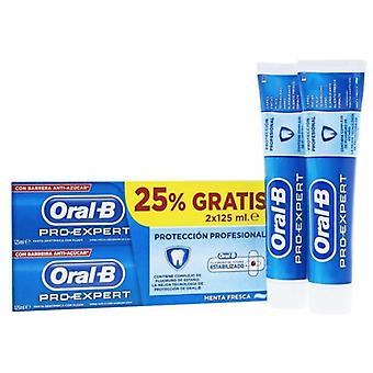 Oral B Professional Protection Toothpaste 2x125 ml