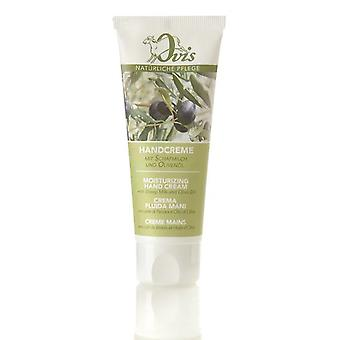 Ovis nourishing hand cream Olive oil with sheep's milk without silicones Paraben mineral oils 75 g