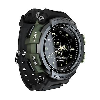 Lokmat Z2 Waterproof Sport Smartwatch Fitness Activity Tracker Smartphone Watch iOS Android iPhone Samsung Huawei Green