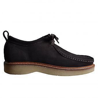 Nicholas Deakins Men's Brown Bowling Two Tie Apron Shoe