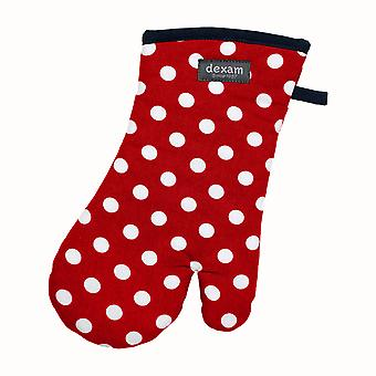 Dexam Polka Gauntlet, Red