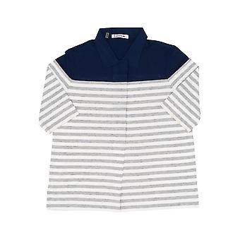White Lacoste Women's Shirt