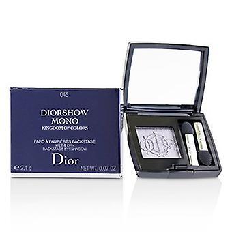 Christian Dior Kingdom Of Colors Diorshow Mono Wet et et Dry Backstage Eyeshadow (édition limitée) - 045 Fairy Grey 2.1g/0.07oz