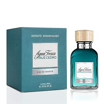 Men's Perfume Agua Fresca Citrus Cedro Adolfo Dominguez EDT/120 ml