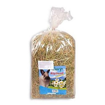 Fiory Hay Alpiland With Manzanilla 500GR. (Small pets , Hay)